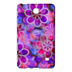 Pretty Floral Painting Samsung Galaxy Tab 4 (8 ) Hardshell Case