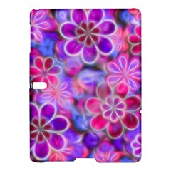 Pretty Floral Painting Samsung Galaxy Tab S (10.5 ) Hardshell Case