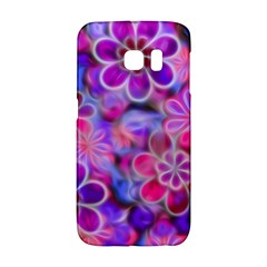 Pretty Floral Painting Galaxy S6 Edge