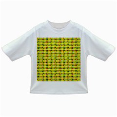 Multi Col Pills Pattern Infant/Toddler T-Shirts