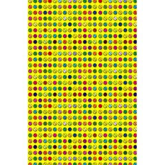 Multi Col Pills Pattern 5.5  x 8.5  Notebooks