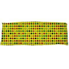 Multi Col Pills Pattern Body Pillow Cases Dakimakura (Two Sides)