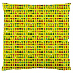 Multi Col Pills Pattern Large Cushion Cases (two Sides)