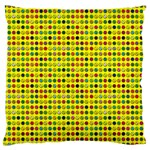 Multi Col Pills Pattern Large Cushion Cases (Two Sides)  Front