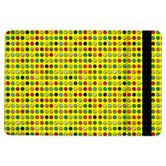 Multi Col Pills Pattern iPad Air Flip