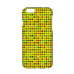 Multi Col Pills Pattern Apple iPhone 6 Hardshell Case