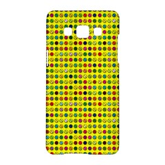 Multi Col Pills Pattern Samsung Galaxy A5 Hardshell Case