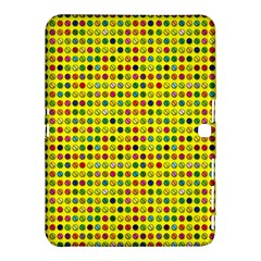 Multi Col Pills Pattern Samsung Galaxy Tab 4 (10.1 ) Hardshell Case