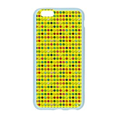 Multi Col Pills Pattern Apple Seamless iPhone 6 Case (Color)