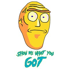 Show Me What You Got New Fresh 5.5  x 8.5  Notebooks