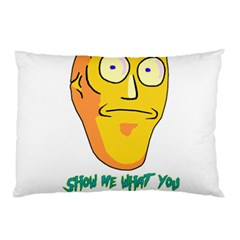 Show Me What You Got New Fresh Pillow Cases (Two Sides)