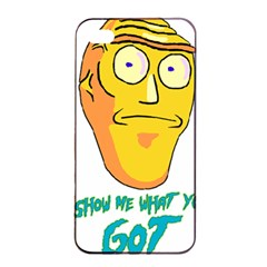 Show Me What You Got New Fresh Apple Iphone 4/4s Seamless Case (black)