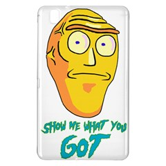 Show Me What You Got New Fresh Samsung Galaxy Tab Pro 8 4 Hardshell Case