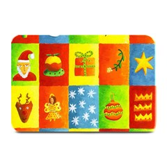 Christmas Things Plate Mats