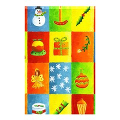 Christmas Things Shower Curtain 48  x 72  (Small)