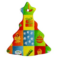 Christmas Things Christmas Tree Ornament (2 Sides)