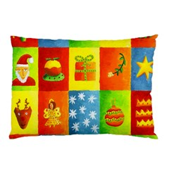 Christmas Things Pillow Cases (Two Sides)