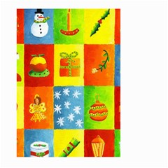 Christmas Things Large Garden Flag (Two Sides)