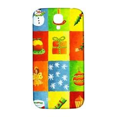 Christmas Things Samsung Galaxy S4 I9500/i9505  Hardshell Back Case