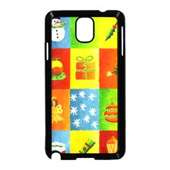 Christmas Things Samsung Galaxy Note 3 Neo Hardshell Case (black)
