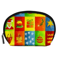 Christmas Things Accessory Pouches (large)