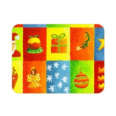 Christmas Things Double Sided Flano Blanket (Mini)