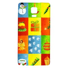 Christmas Things Galaxy Note 4 Back Case