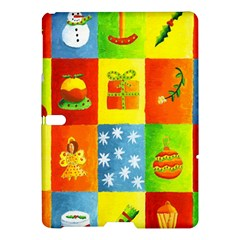 Christmas Things Samsung Galaxy Tab S (10.5 ) Hardshell Case