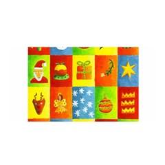 Christmas Things Satin Wrap