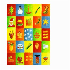 25 Xmas Things Large Garden Flag (Two Sides)