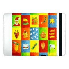 25 Xmas Things Samsung Galaxy Tab Pro 10.1  Flip Case