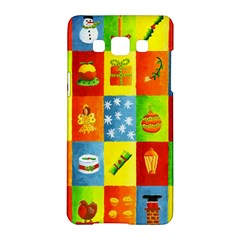 25 Xmas Things Samsung Galaxy A5 Hardshell Case