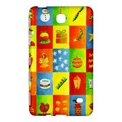 25 Xmas Things Samsung Galaxy Tab 4 (7 ) Hardshell Case