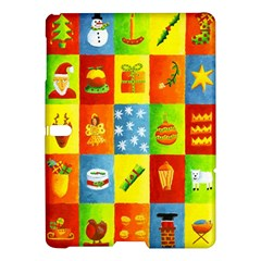 25 Xmas Things Samsung Galaxy Tab S (10.5 ) Hardshell Case