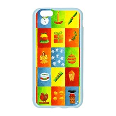 25 Xmas Things Apple Seamless iPhone 6 Case (Color)
