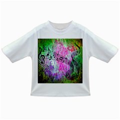 Abstract Music 2 Infant/Toddler T-Shirts