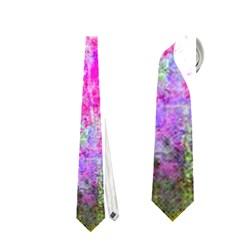 Abstract Music 2 Neckties (One Side)