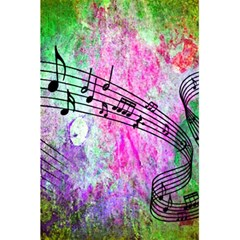 Abstract Music 2 5.5  x 8.5  Notebooks