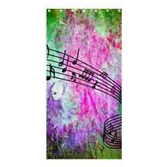 Abstract Music 2 Shower Curtain 36  x 72  (Stall)