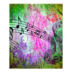 Abstract Music 2 Shower Curtain 60  X 72  (medium)