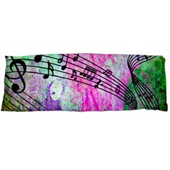 Abstract Music 2 Body Pillow Cases Dakimakura (Two Sides)