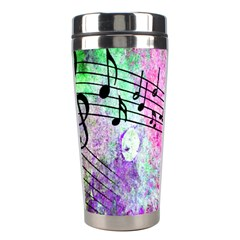 Abstract Music 2 Stainless Steel Travel Tumblers