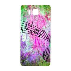 Abstract Music 2 Samsung Galaxy Alpha Hardshell Back Case