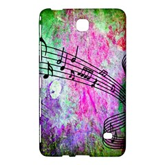 Abstract Music 2 Samsung Galaxy Tab 4 (7 ) Hardshell Case