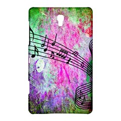 Abstract Music 2 Samsung Galaxy Tab S (8.4 ) Hardshell Case