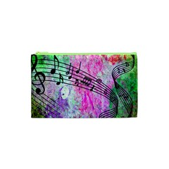 Abstract Music 2 Cosmetic Bag (XS)