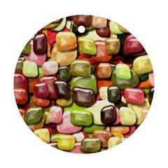 Stones 001 Ornament (round)