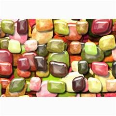 Stones 001 Collage 12  x 18