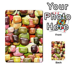 Stones 001 Multi Purpose Cards (rectangle)