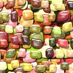 Stones 001 Magic Photo Cubes